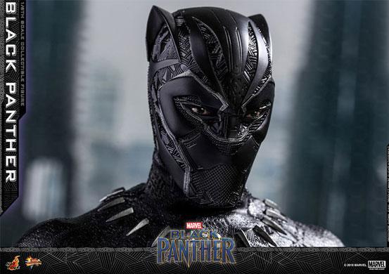 ムービー・マスターピース ブラックパンサー 『ブラックパンサー』 可動フィギュア が予約開始!LEDライトでスーツの紋様が浮かび上がる! 0214hobby-black-IM006