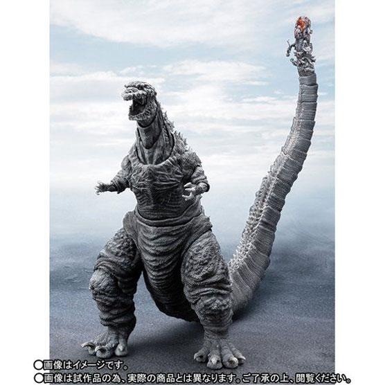S.H.MonsterArts ゴジラ(2016)第4形態 凍結Ver. 可動フィギュア が予約開始!尻尾の先端部を新規造形で再現! 0215hobby-godzilal-IM004