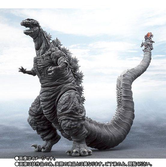 S.H.MonsterArts ゴジラ(2016)第4形態 凍結Ver. 可動フィギュア が予約開始!尻尾の先端部を新規造形で再現! 0215hobby-godzilal-IM005