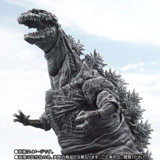 S.H.MonsterArts ゴジラ(2016)第4形態 凍結Ver. 可動フィギュア が予約開始!尻尾の先端部を新規造形で再現! 0215hobby-godzilal-IM006