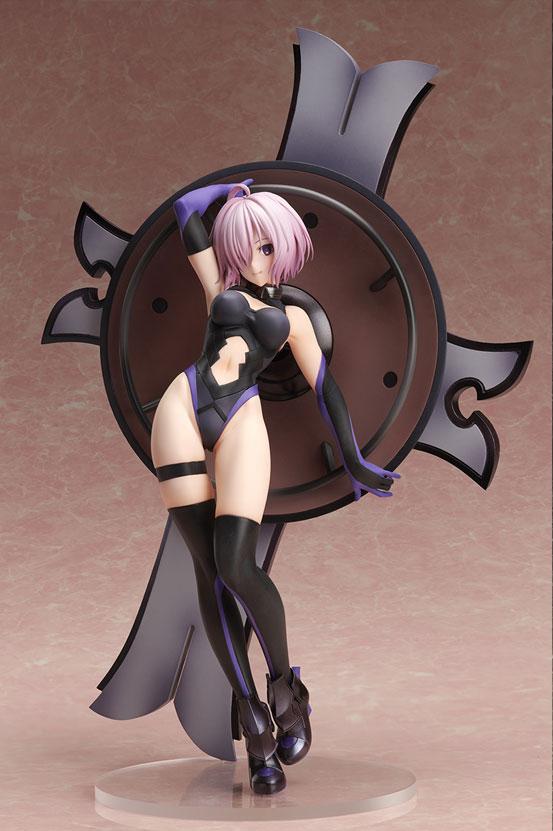 東京フィギュア限定版の復刻受注が開始!Fate/GO シールダー/マシュ・キリエライト ストロンガー フィギュア が予約開始! 0216hobby-fgo-mash-IM002