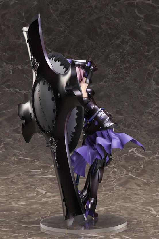 東京フィギュア限定版の復刻受注が開始!Fate/GO シールダー/マシュ・キリエライト ストロンガー フィギュア が予約開始! 0216hobby-fgo-mash-IM004