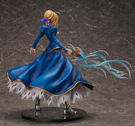Fate/GO セイバー/アルトリア・ペンドラゴン フリーイング フィギュア が予約開始!/4スケール(全高約39cm)のビッグサイズで立体化! 0216hobby-saber-IM002