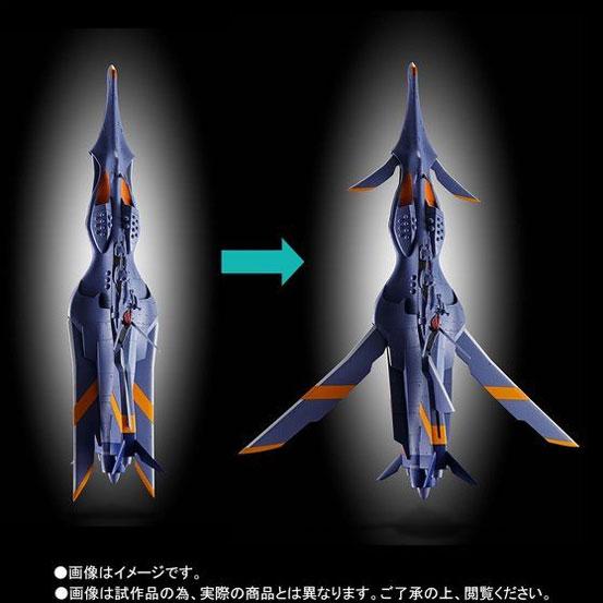 超合金魂 GX-80 万能戦艦 Ν-ノーチラス号 ふしぎの海のナディア の早期予約特典版が、プレバン限定で予約開始! 0219hobby-nadia-IM001-1