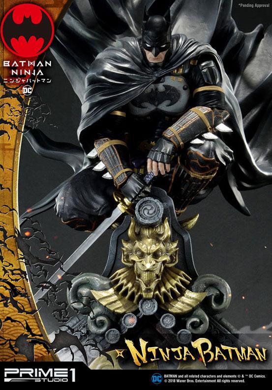 プレミアムマスターライン ニンジャバットマン 通常版/DX版 スタチュー が予約開始!コンセプトアートをモチーフに世界観を見事に再現! 0219hobby-ninja-bat-IM003