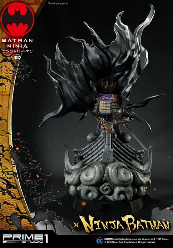 プレミアムマスターライン ニンジャバットマン 通常版/DX版 スタチュー が予約開始!コンセプトアートをモチーフに世界観を見事に再現! 0219hobby-ninja-bat-IM005