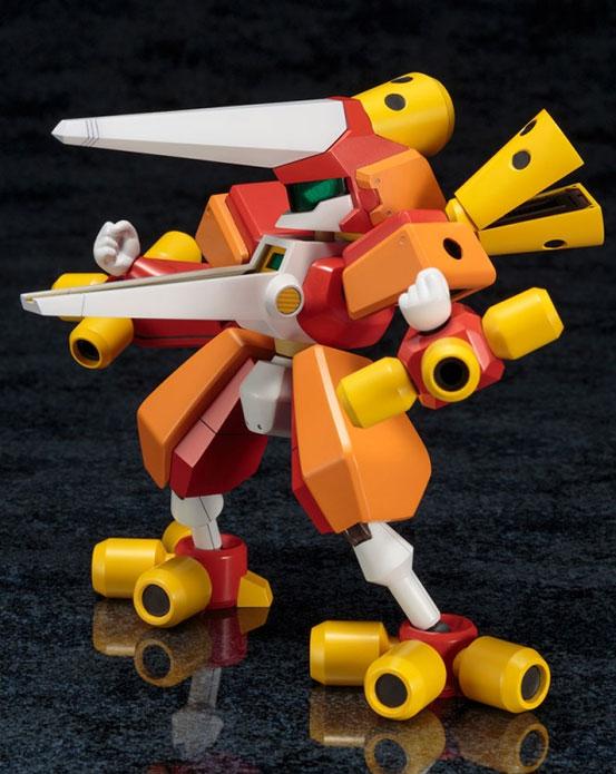 メダロット KBT04-M アークビートル コトブキヤ プラモデルが再販予約開始!両腕に射出ギミックを搭載! 0220hobby-medalot-IM002