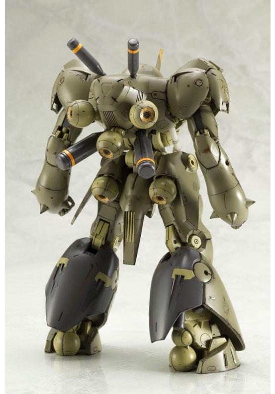 フレームアームズ 玄武 コトブキヤ プラモデルが予約開始!「新川洋司」氏デザインによる重装甲大型FA! 0222hobby-genbu-IM002
