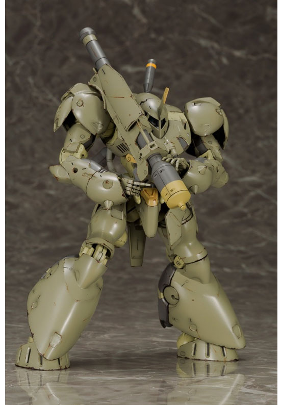 フレームアームズ 玄武 コトブキヤ プラモデルが予約開始!「新川洋司」氏デザインによる重装甲大型FA! 0222hobby-genbu-IM003