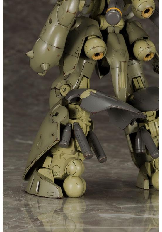 フレームアームズ 玄武 コトブキヤ プラモデルが予約開始!「新川洋司」氏デザインによる重装甲大型FA! 0222hobby-genbu-IM005