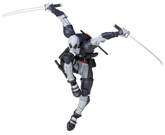 グレースーツのX-FORCEバージョン!「アメイジング・ヤマグチ デッドプール X-FORCE. ver」可動フィギュアが登場! 0226hobby-deadpool-IM003
