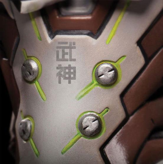 オーバーウォッチ/ ゲンジ 12インチ スタチュー が予約開始!ブリザード公式による全高約30cmのスタチュー! 0227hobby-genji-IM001