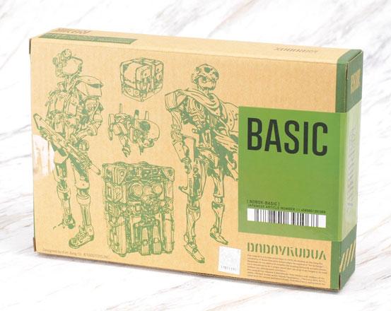 『箱型』から『人型』へ変形するロボット!1/12 ROBOX BASIC 1000toys 可動フィギュアが登場! 0617hobby-100toys-IM001