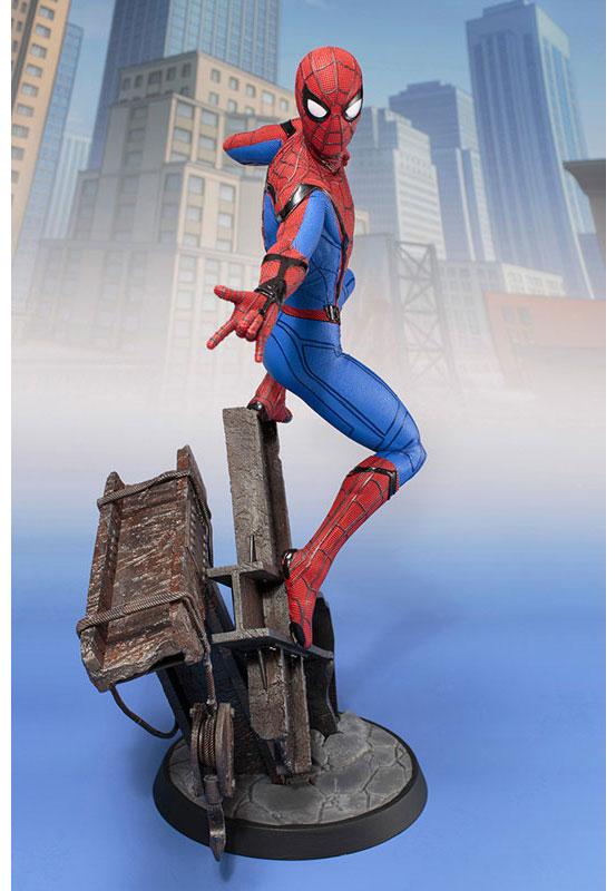 ホームカミング版スパイディ!ARTFX スパイダーマン -Homecoming- コトブキヤ フィギュアが予約開始! 0301hobby-spider-IM002