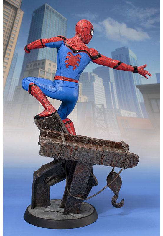 ホームカミング版スパイディ!ARTFX スパイダーマン -Homecoming- コトブキヤ フィギュアが予約開始! 0301hobby-spider-IM003