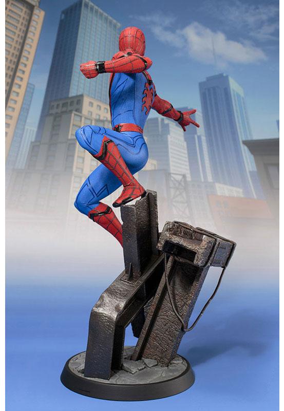 ホームカミング版スパイディ!ARTFX スパイダーマン -Homecoming- コトブキヤ フィギュアが予約開始! 0301hobby-spider-IM004