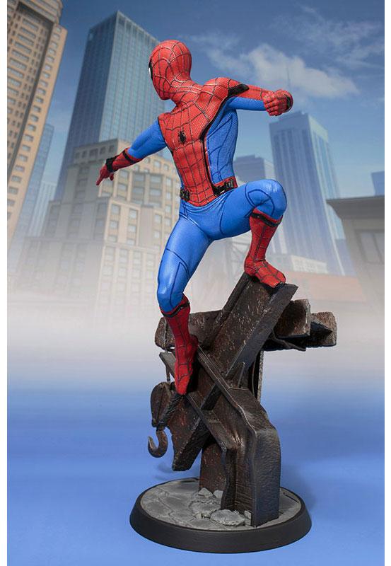 ホームカミング版スパイディ!ARTFX スパイダーマン -Homecoming- コトブキヤ フィギュアが予約開始! 0301hobby-spider-IM005
