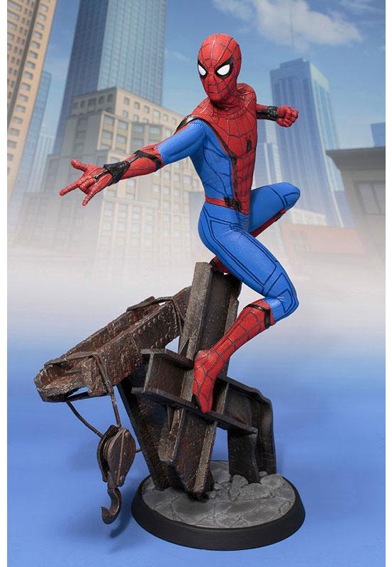 ホームカミング版スパイディ!ARTFX スパイダーマン -Homecoming- コトブキヤ フィギュアが予約開始! 0301hobby-spider-IM006