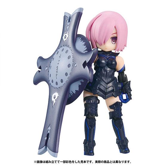 デスクトップアーミー Fate/Grand Order3個入りBOX が登場!BOX購入特典もあり! 0307hobby-fgo-da-IM006