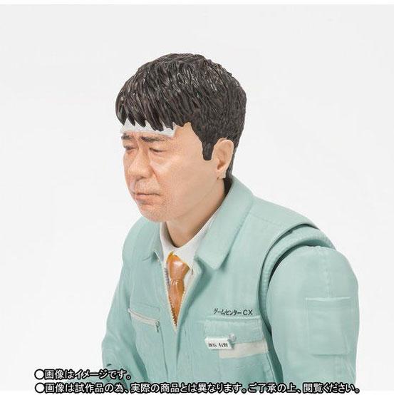 S.H.Figuarts ゲームセンターCX 有野課長(いけそう缶Ver.) 可動フィギュアがプレバン限定で予約開始! 0309hobby-arino-IM001