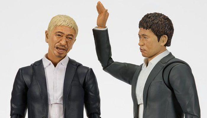 S.H.Figuarts 浜田雅功 / 松本人志 可動フィギュアがプレバン限定で明日(3/16)16時より予約開始!
