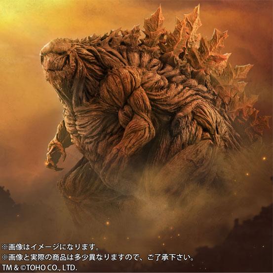 東宝30cmシリーズ GODZILLA 怪獣惑星 ゴジラ・アース ソフビが予約開始!全高約32cmのビッグサイズで立体化! 0317hobby-GODZILLA-IM002
