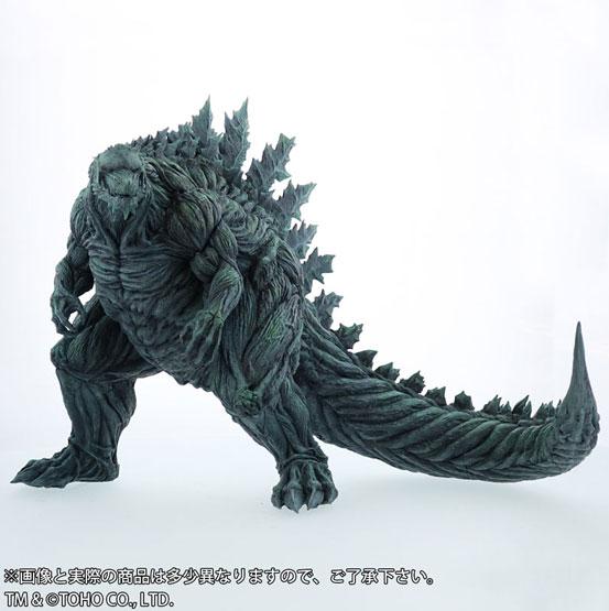 東宝30cmシリーズ GODZILLA 怪獣惑星 ゴジラ・アース ソフビが予約開始!全高約32cmのビッグサイズで立体化! 0317hobby-GODZILLA-IM006