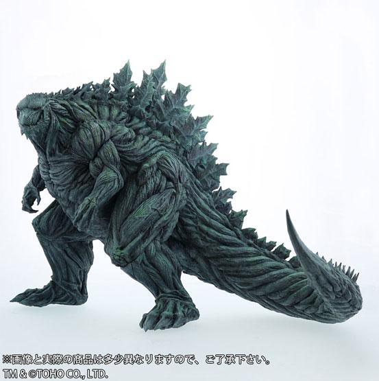 東宝30cmシリーズ GODZILLA 怪獣惑星 ゴジラ・アース ソフビが予約開始!全高約32cmのビッグサイズで立体化! 0317hobby-GODZILLA-IM007