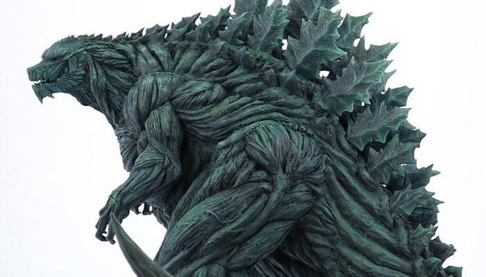 東宝30cmシリーズ GODZILLA 怪獣惑星 ゴジラ・アース ソフビが予約開始!全高約32cmのビッグサイズで立体化!