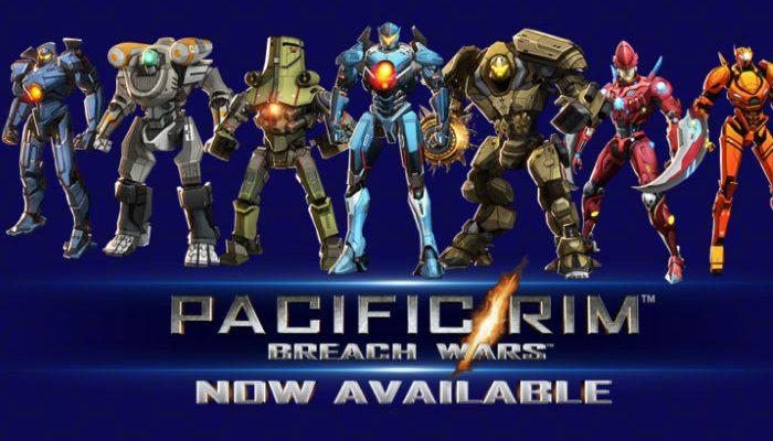 パシフィック・リム:怪獣ウォーズ や 千銃士 などが配信開始。3月22日・新作スマホゲームアプリ(無料/基本無料)情報まとめ。