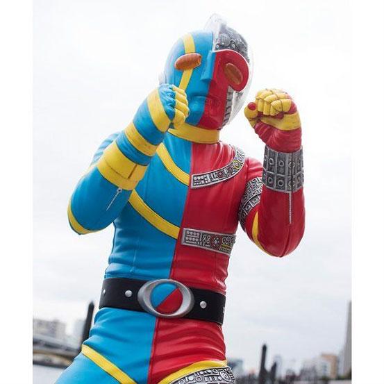 全高約40cm!ライトアップ機能搭載!Ultimate Article 人造人間キカイダー フィギュアが一部店舗限定で予約開始! 0322hobby-kikaida-IM002
