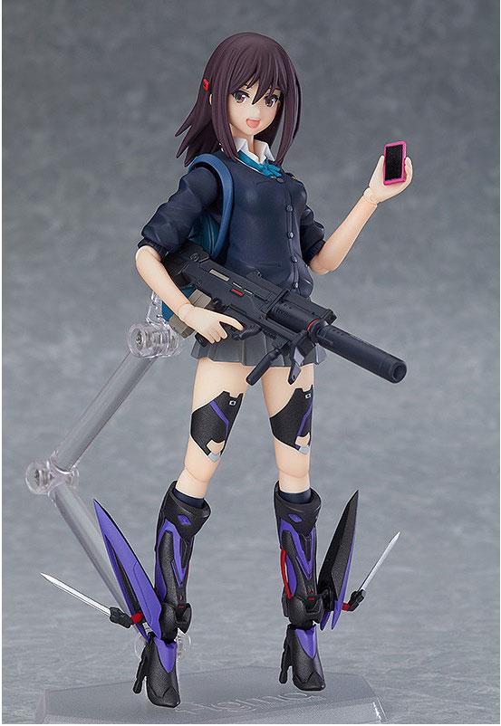 武装×女子高生×figmaをテーマにした新シリーズ第一弾!figma バイオニック・ジョシコウセイ 可動フィギュアが予約開始! 0327hobby-bionic-IM001
