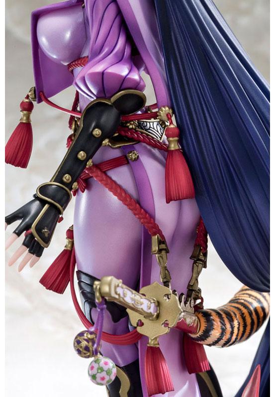 ベルファイン「Fate/GO バーサーカー/源頼光」フィギュアが登場!差し替えで第一再臨と第二再臨を再現可能! 0330hobby-raikou-IM004