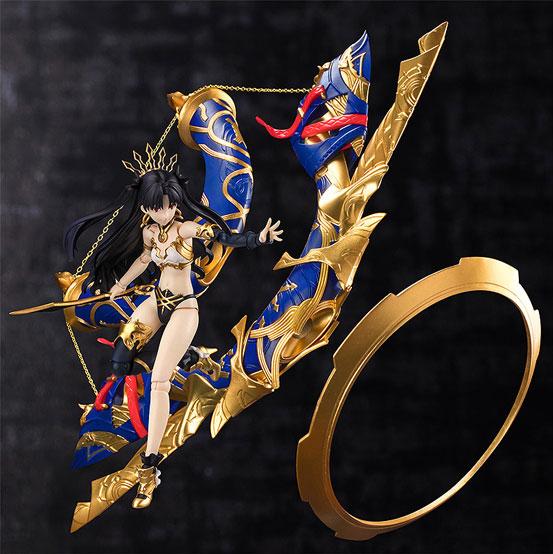 アマンナは約22cmのビッグサイズ!4インチネル Fate/GO アーチャー/イシュタル 可動フィギュアが予約開始! 0405hobby-isyutal-IM001