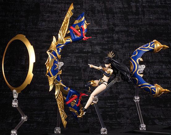 アマンナは約22cmのビッグサイズ!4インチネル Fate/GO アーチャー/イシュタル 可動フィギュアが予約開始! 0405hobby-isyutal-IM003