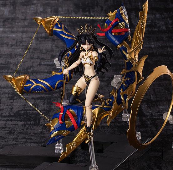 アマンナは約22cmのビッグサイズ!4インチネル Fate/GO アーチャー/イシュタル 可動フィギュアが予約開始! 0405hobby-isyutal-IM005