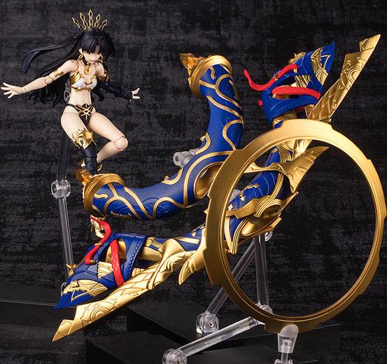 アマンナは約22cmのビッグサイズ!4インチネル Fate/GO アーチャー/イシュタル 可動フィギュアが登場! 0405hobby-isyutal-IM006