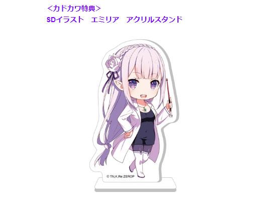 KADOKAWA「リゼロ エミリア 教師Ver.」フィギュアが予約開始!ボディコンスーツの教師スタイルで立体化! 0405hobby-rezero-IM007