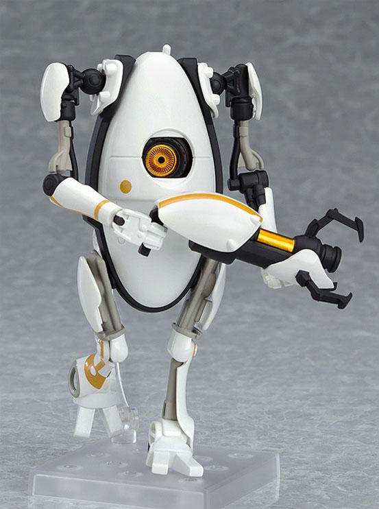 グッスマ「ねんどろいど Portal2 P-Body / Atlas」が予約開始!ポータルガンや、ポータルそのものが2個付属! 0412hobby-portal-IM001