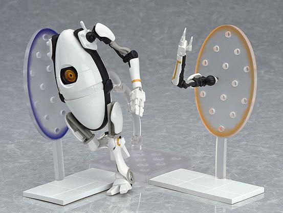 グッスマ「ねんどろいど Portal2 P-Body / Atlas」が予約開始!ポータルガンや、ポータルそのものが2個付属! 0412hobby-portal-IM002