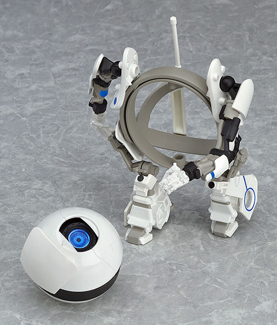 グッスマ「ねんどろいど Portal2 P-Body / Atlas」が予約開始!ポータルガンや、ポータルそのものが2個付属! 0412hobby-portal-IM005