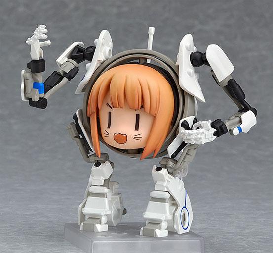 グッスマ「ねんどろいど Portal2 P-Body / Atlas」が予約開始!ポータルガンや、ポータルそのものが2個付属! 0412hobby-portal-IM006