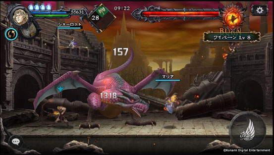 悪魔城ドラキュラのスマホゲーム「悪魔城ドラキュラ Grimoire of Souls」が突然の発表!公式サイトを公開、クローズドβテストの案内も開始! 0417game-news-IM001