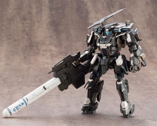 ファンタシースターオンライン2 A.I.S Black Ver. プラモデルが予約開始!完全新規パーツとして凍結弾が付属! 0417hobby-ais-IM001