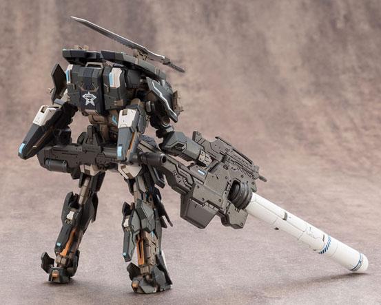 ファンタシースターオンライン2 A.I.S Black Ver. プラモデルが予約開始!完全新規パーツとして凍結弾が付属! 0417hobby-ais-IM002