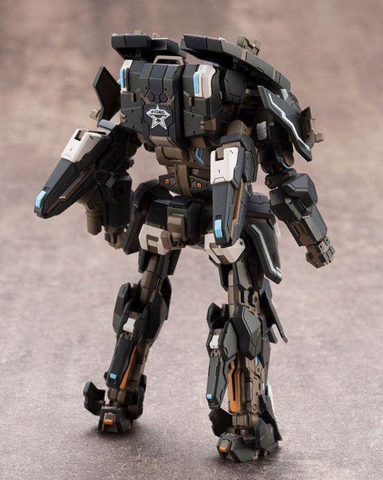 ファンタシースターオンライン2 A.I.S Black Ver. プラモデルが予約開始!完全新規パーツとして凍結弾が付属! 0417hobby-ais-IM004