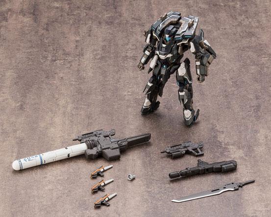 ファンタシースターオンライン2 A.I.S Black Ver. プラモデルが予約開始!完全新規パーツとして凍結弾が付属! 0417hobby-ais-IM005
