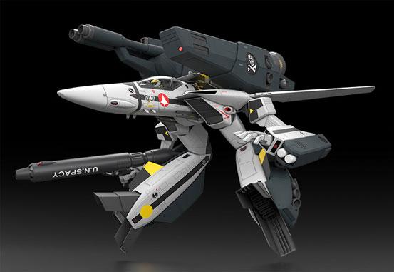 驚異の全長約57cm!PLAMAX 超時空要塞 マクロス VF-1 スーパー/ストライク ガウォーク バルキリー プラモデルが予約開始! 0424hobby-palamax-IM001
