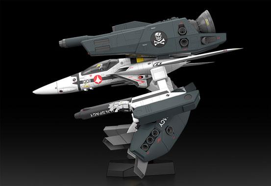 驚異の全長約57cm!PLAMAX 超時空要塞 マクロス VF-1 スーパー/ストライク ガウォーク バルキリー プラモデルが予約開始! 0424hobby-palamax-IM002