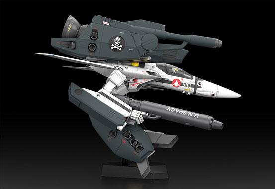 驚異の全長約57cm!PLAMAX 超時空要塞 マクロス VF-1 スーパー/ストライク ガウォーク バルキリー プラモデルが予約開始! 0424hobby-palamax-IM003
